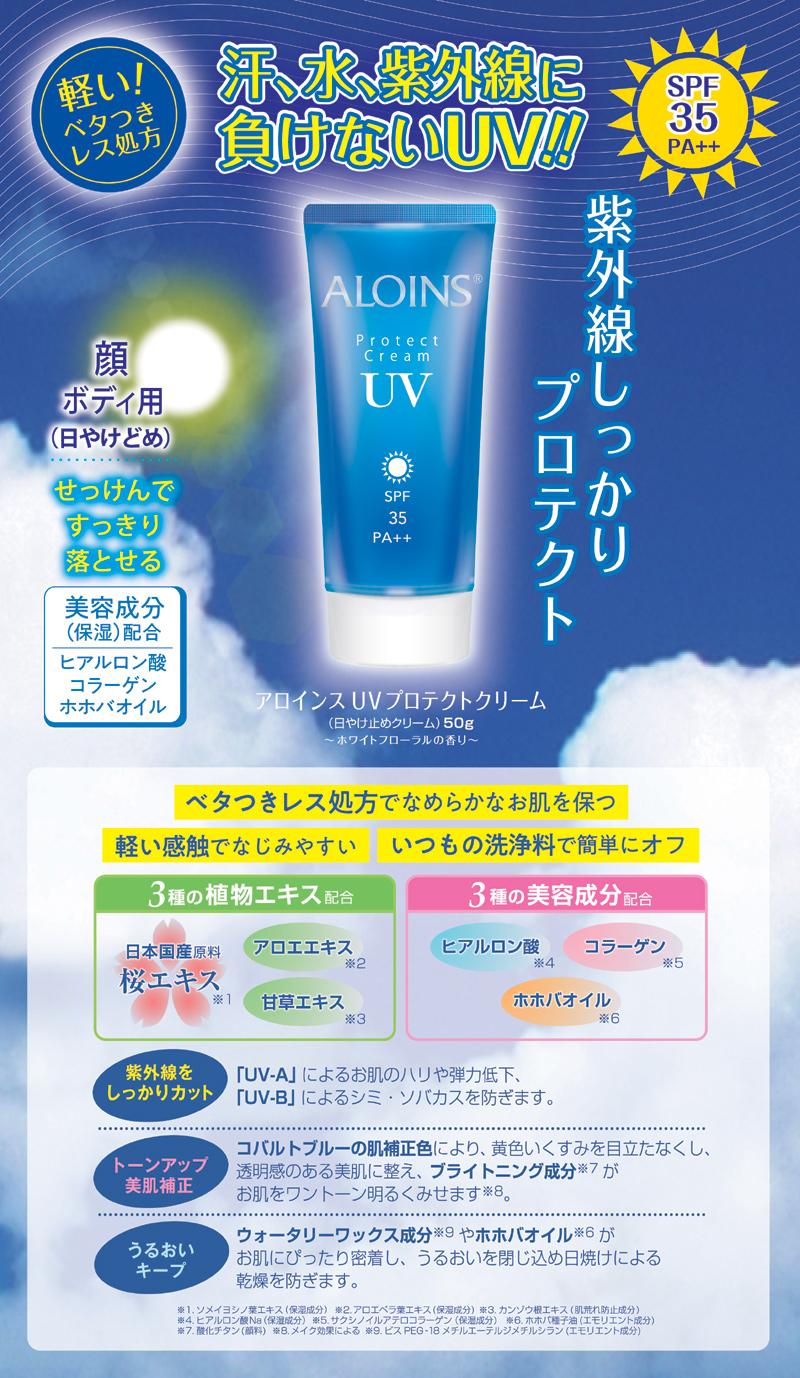 UVプロテクトクリーム